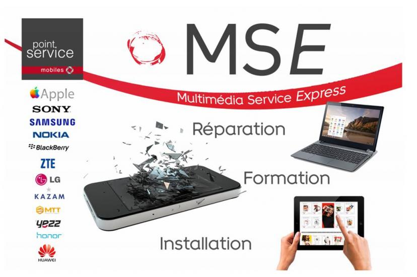 point service mobile multimedia service express saint malo. Black Bedroom Furniture Sets. Home Design Ideas
