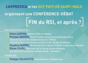 Conference Debat A Saint Malo Fin Du Rsi Et Apres