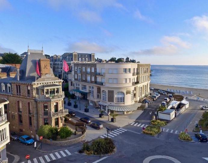 Hotel Royal Emeraude Hotel A Dinard