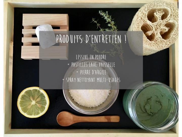 Atelier Produits D Entretien Au Naturel A Dinan Lessive En